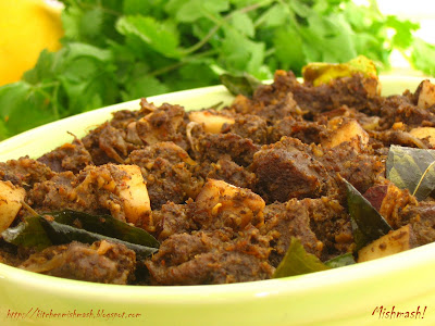 Beef Varattiyathu