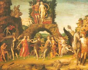il Parnaso di Mantegna