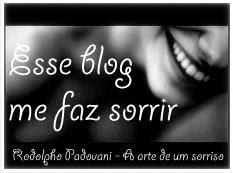 'Esse blog me faz sorrir'