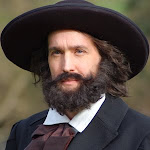Ben Poole as Alfred Tennyson 1809 -1892