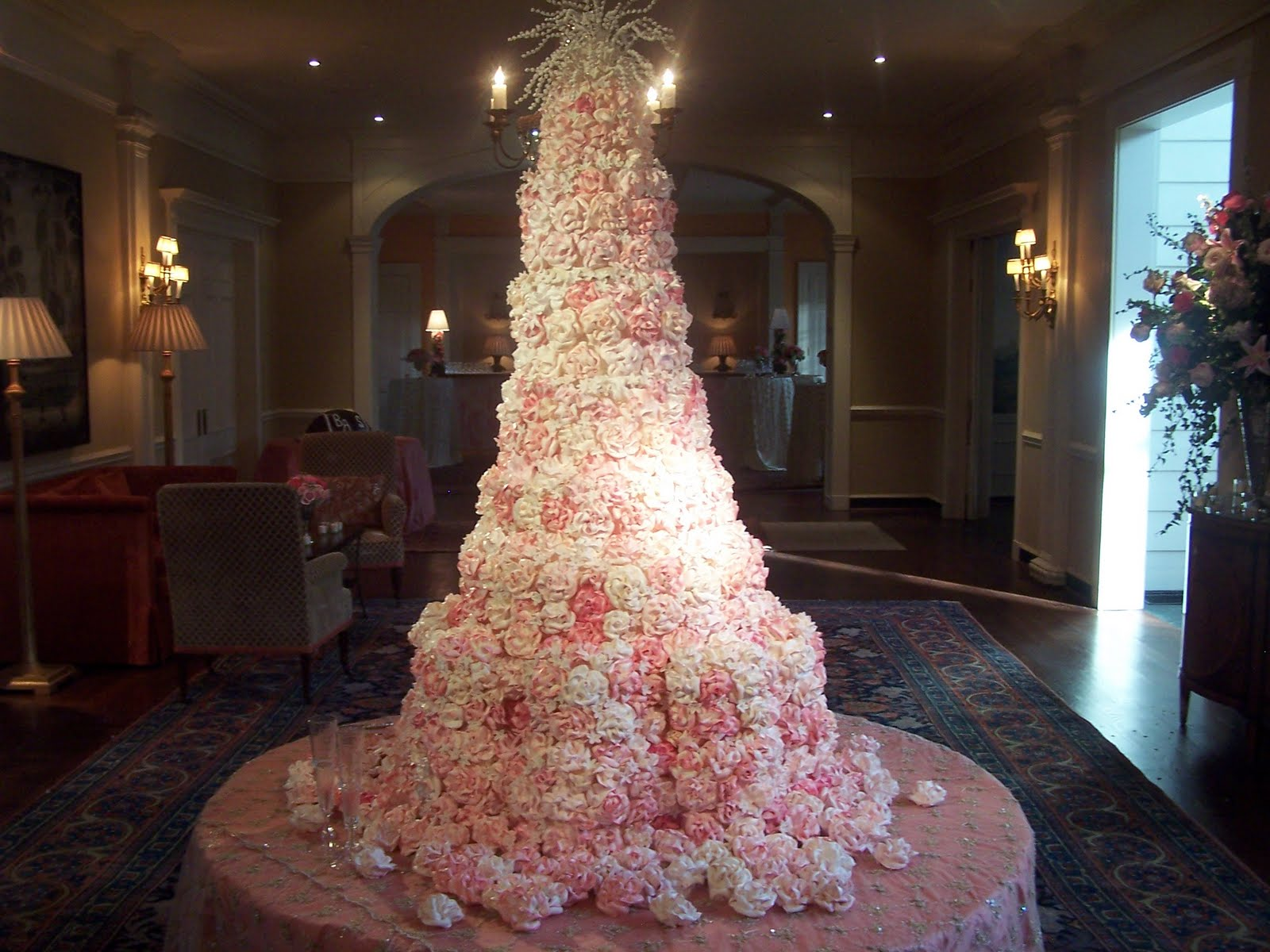 Creations your unique event friday 39 s inspirational day - Ideas para bodas espectaculares ...