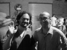 Javier Moreno y José Óscar López