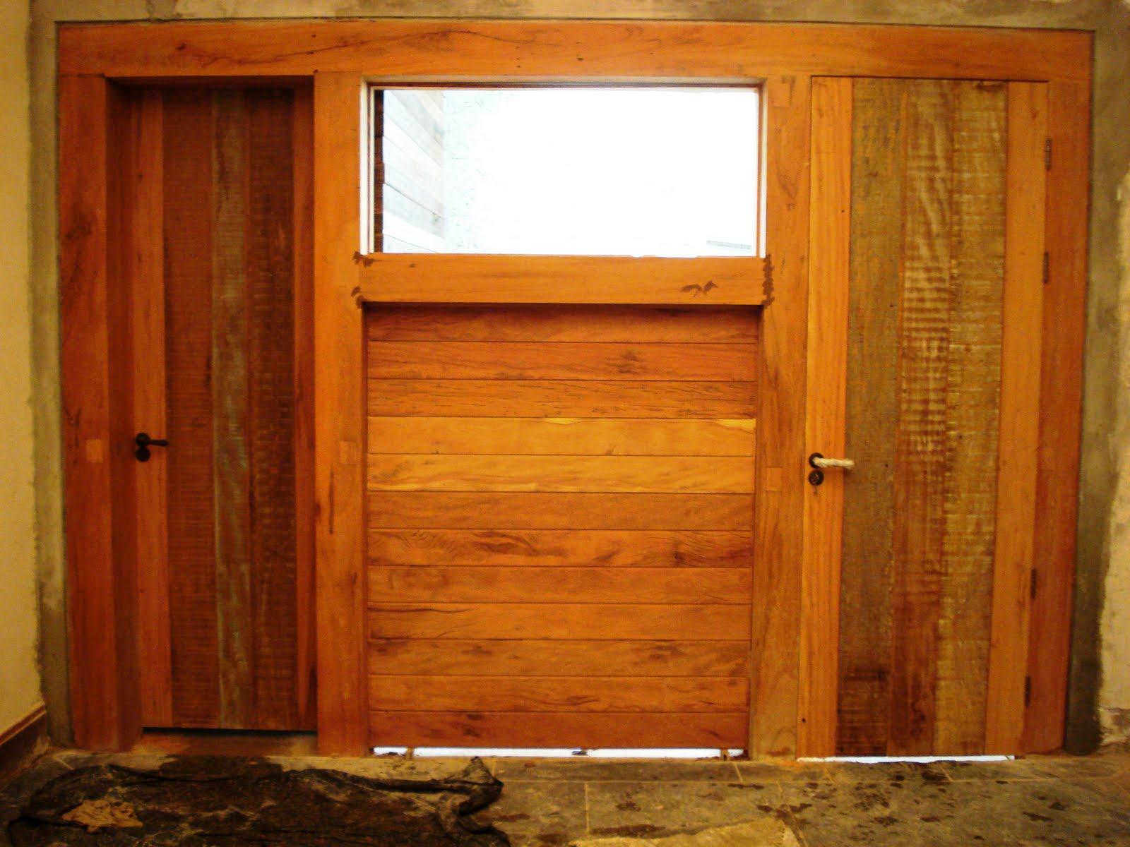 #B2500C  Boff arte em madeira: Portas janelas batentes e piso rústico 1246 Portas E Janelas Em Madeira