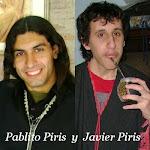 Pablito Piris y Javier Piris