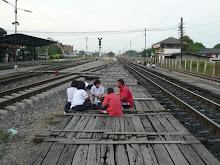 泰国火车站