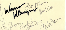 Hogan's Heroes Autographs