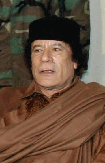 muammar al gaddafi nurse. Colonel Gaddafi because he