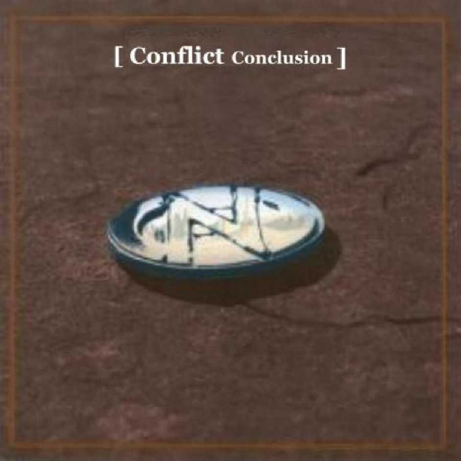 Conflict - A Question Of Priorities