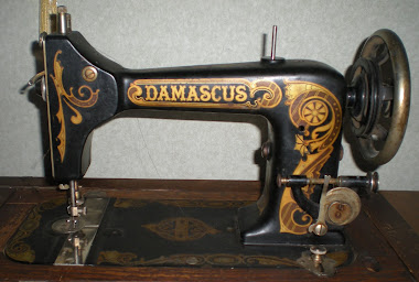 Damascus Treadle