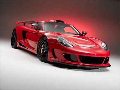 Porsche Carrera Gt. Porsche Carrera-g GT by-