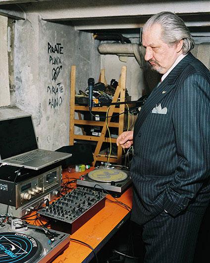 Pirate Radio Station Equipment This Pirate Radio Station