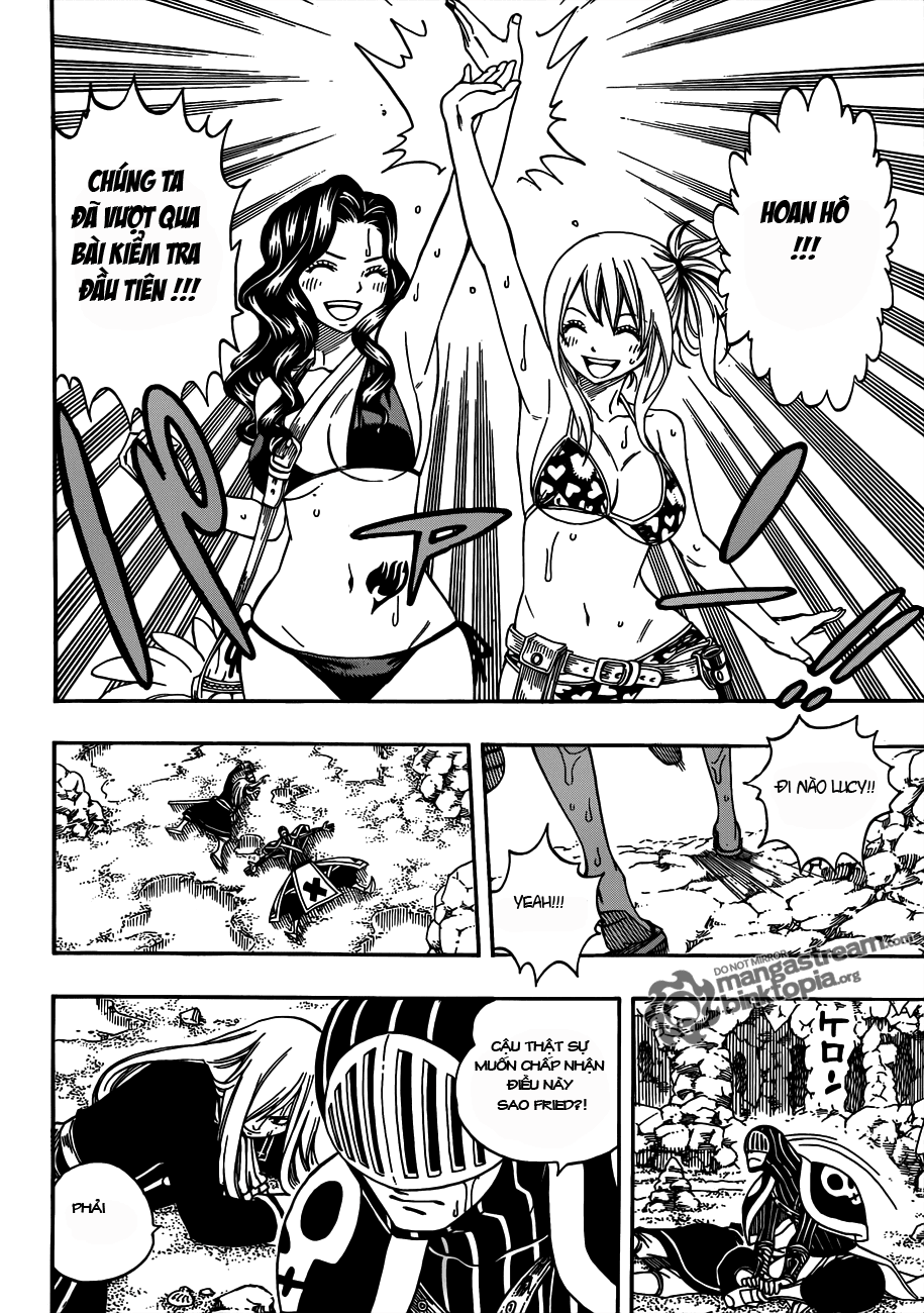 Fairy Tail chap 204 page 14 - IZTruyenTranh.com