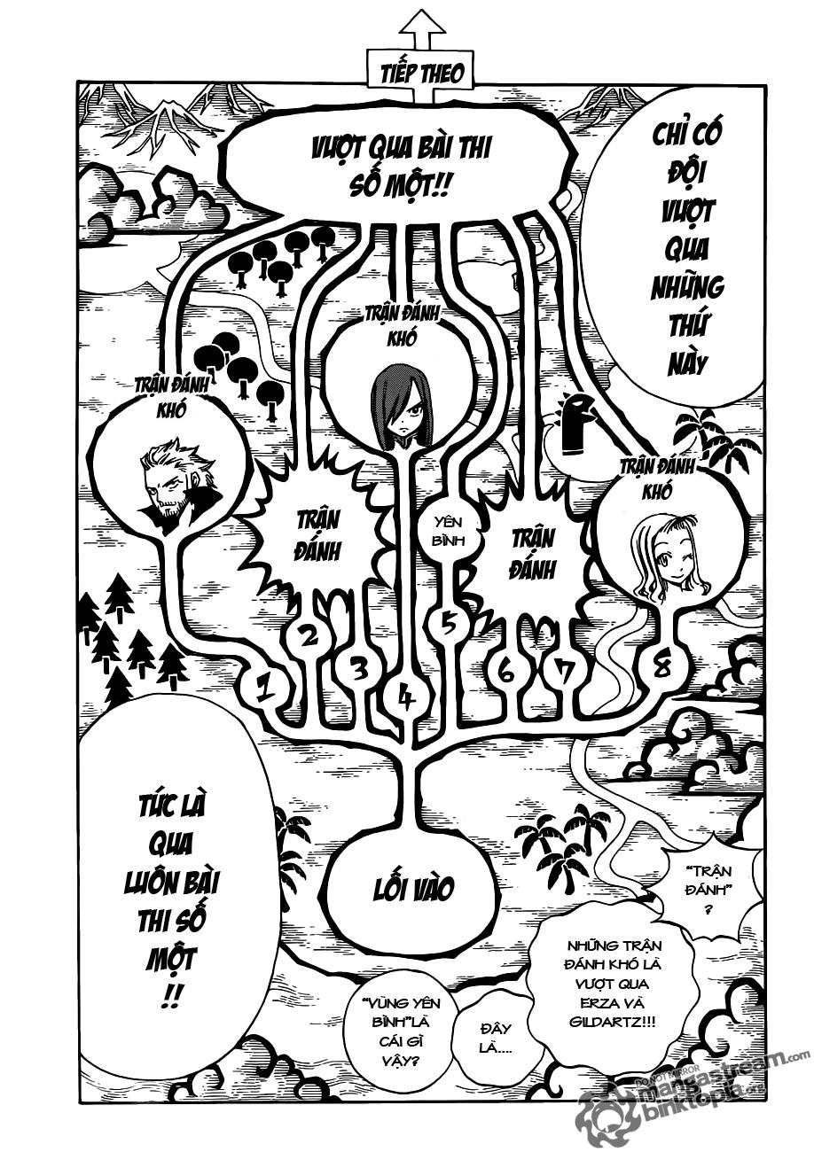 Fairy Tail chap 203 page 6 - IZTruyenTranh.com