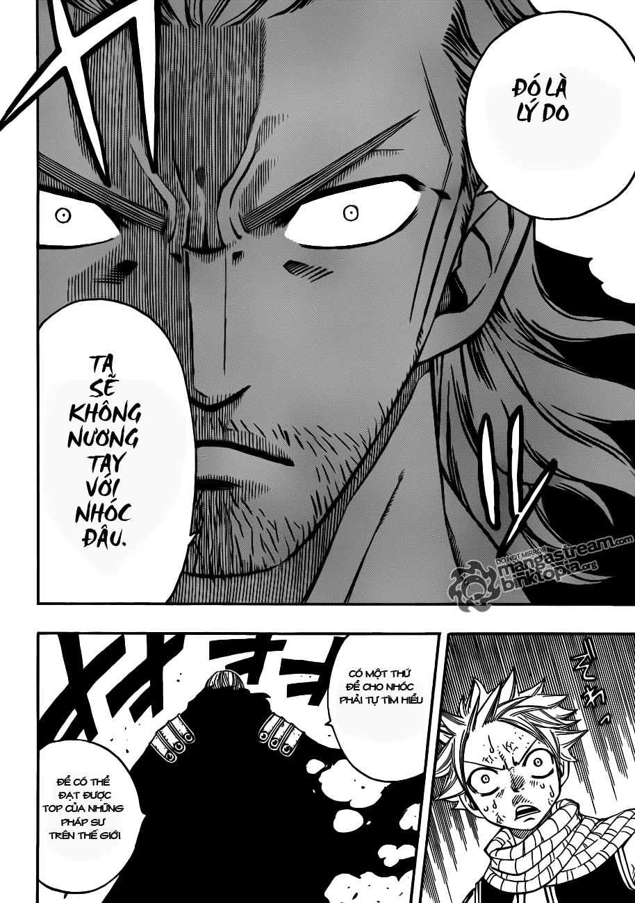 Fairy Tail chap 206 page 10 - IZTruyenTranh.com