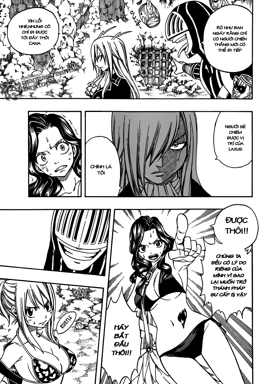 Fairy Tail chap 204 page 3 - IZTruyenTranh.com