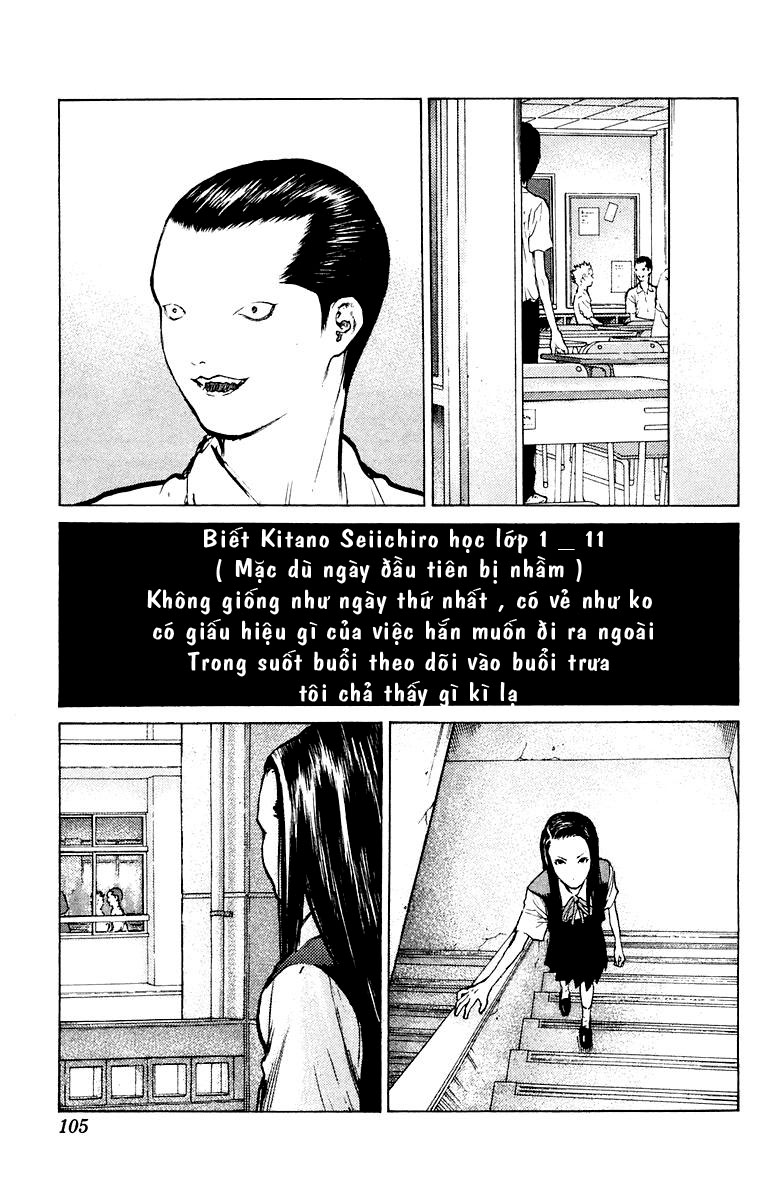 Angel Densetsu chap 57 - Trang 4