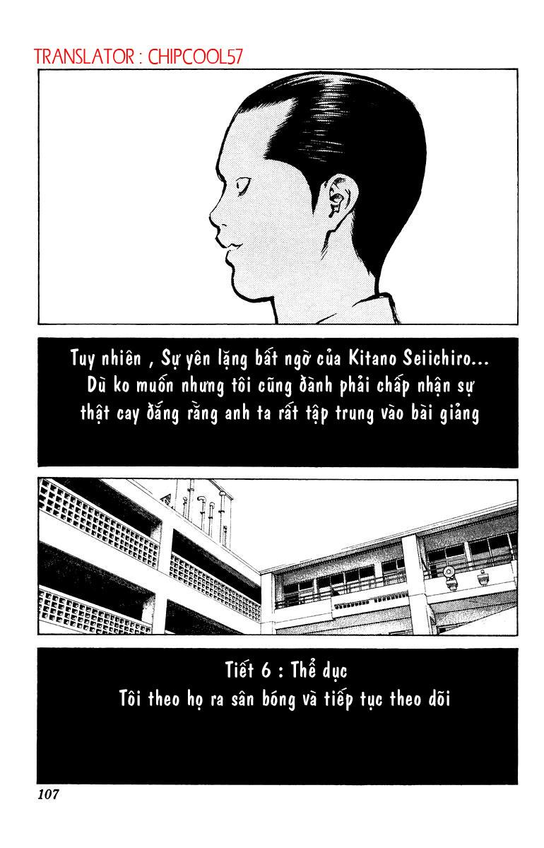 Angel Densetsu chap 57 - Trang 6