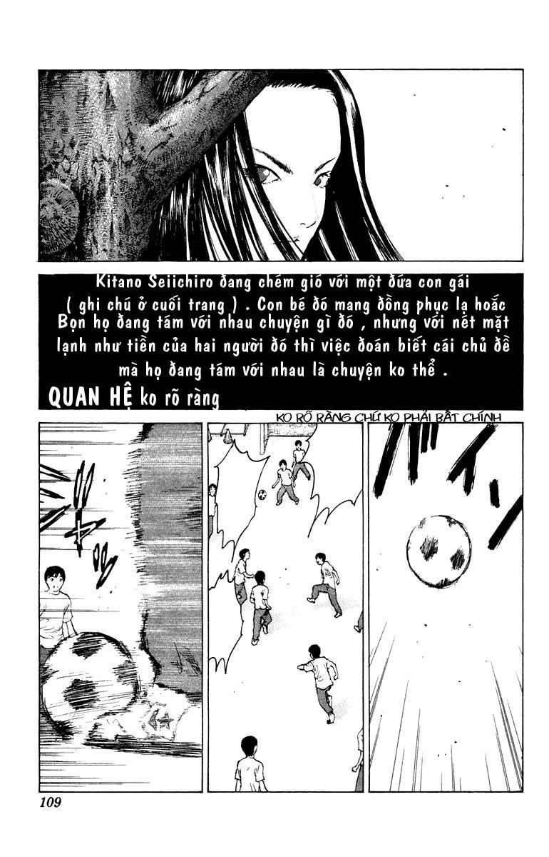Angel Densetsu chap 57 - Trang 8