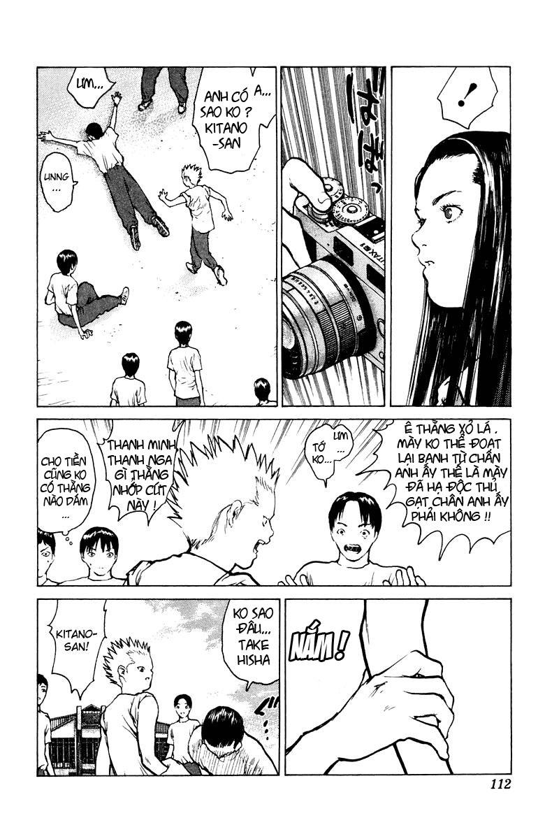 Angel Densetsu chap 57 - Trang 11