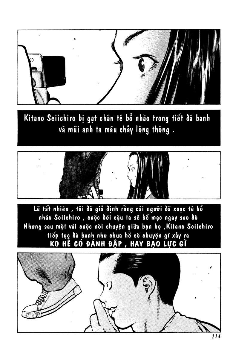 Angel Densetsu chap 57 - Trang 13