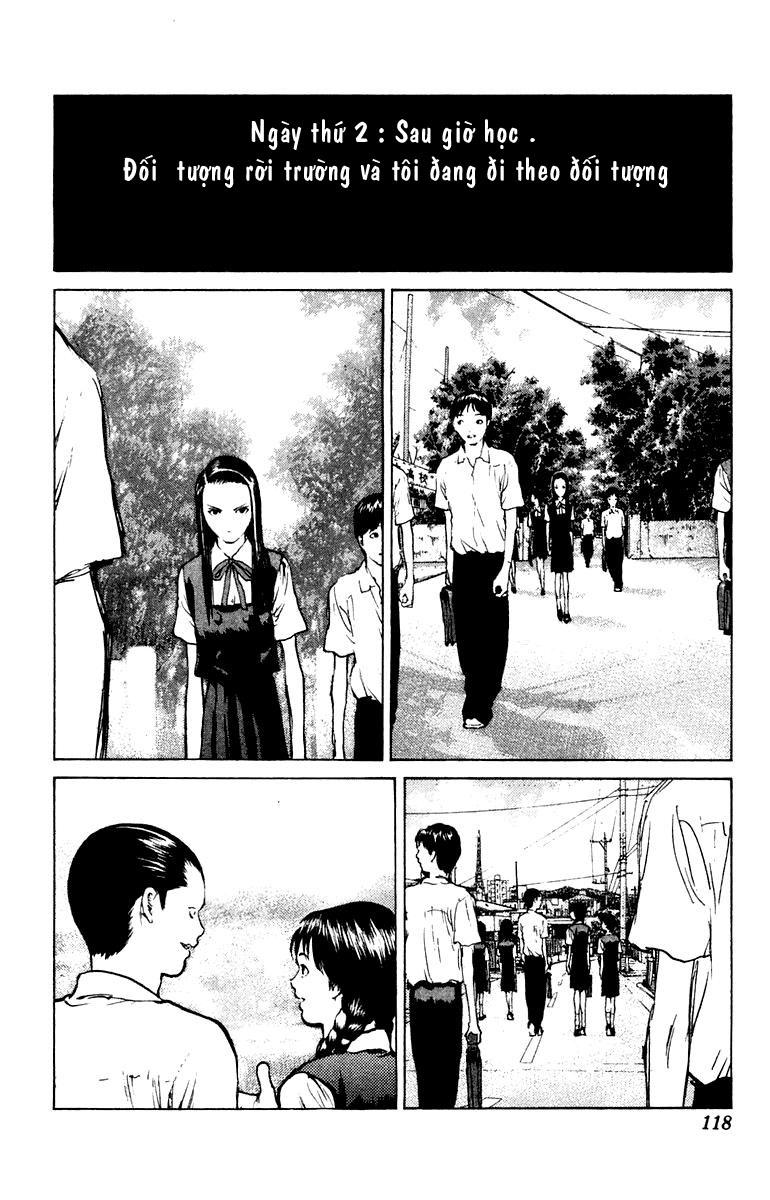 Angel Densetsu chap 57 - Trang 17