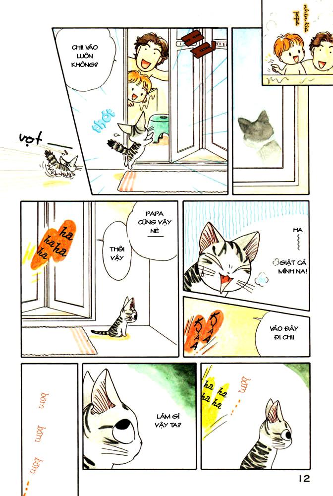 Chiis Sweet Home chap 22 - Trang 2