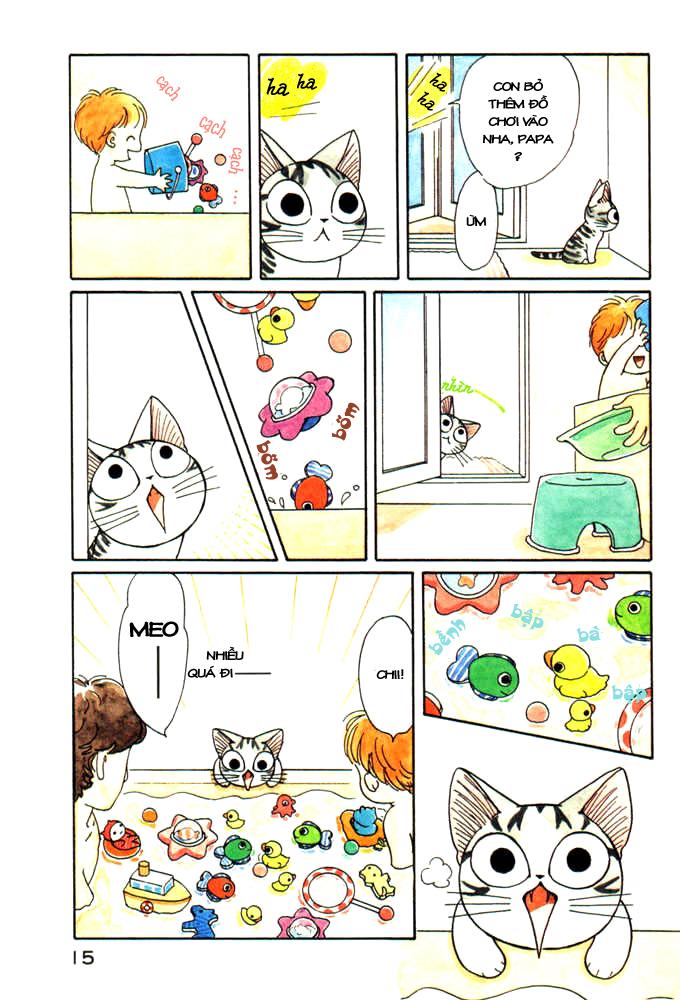 Chiis Sweet Home chap 22 - Trang 5