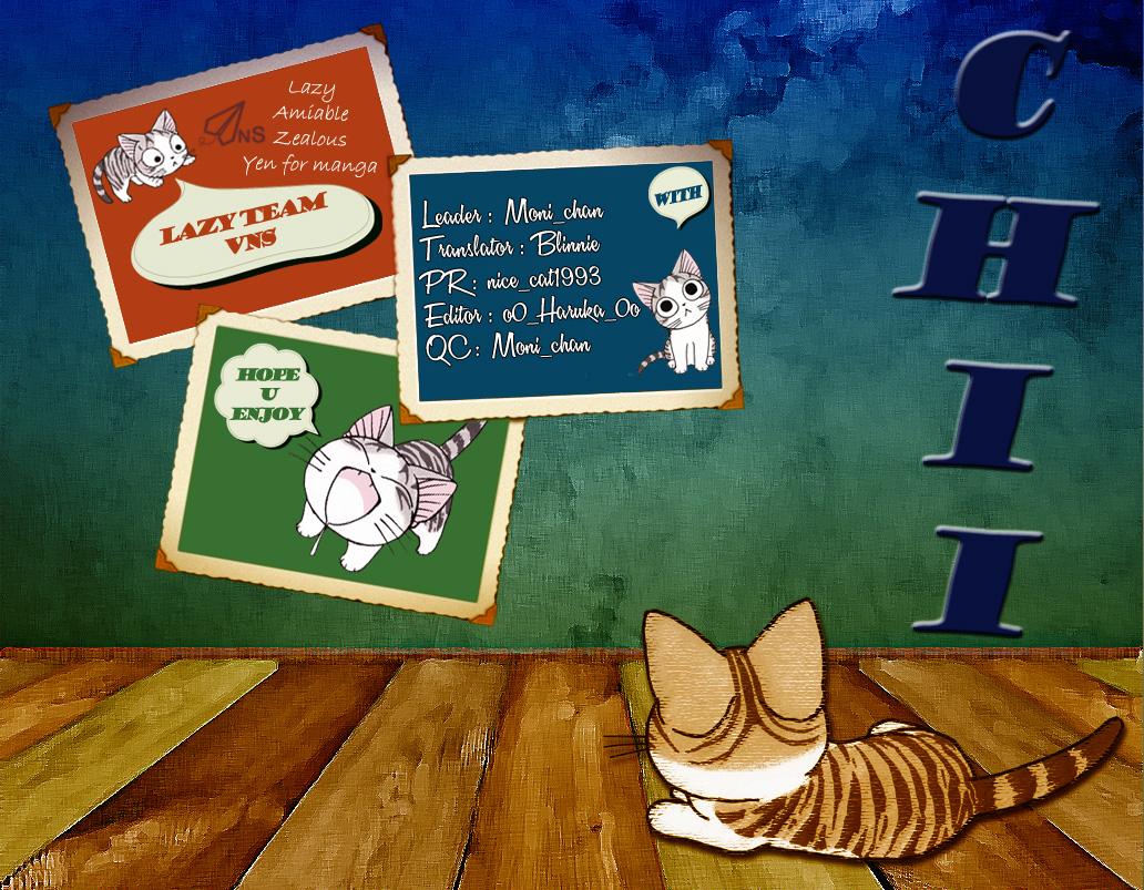 Chiis Sweet Home chap 22 - Trang 9