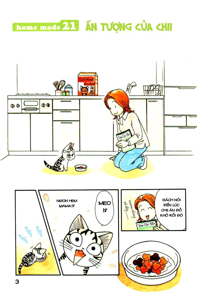 Chiis Sweet Home chap 21 - Trang 1