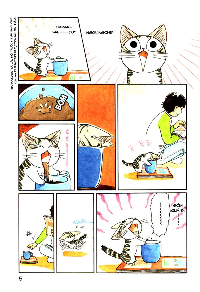 Chiis Sweet Home chap 21 - Trang 3