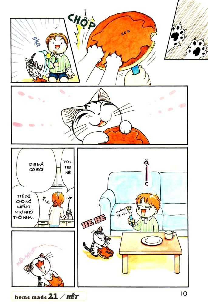 Chiis Sweet Home chap 21 - Trang 8
