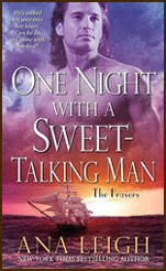 One Night With a Sweet-Talking Man by Ana Leigh