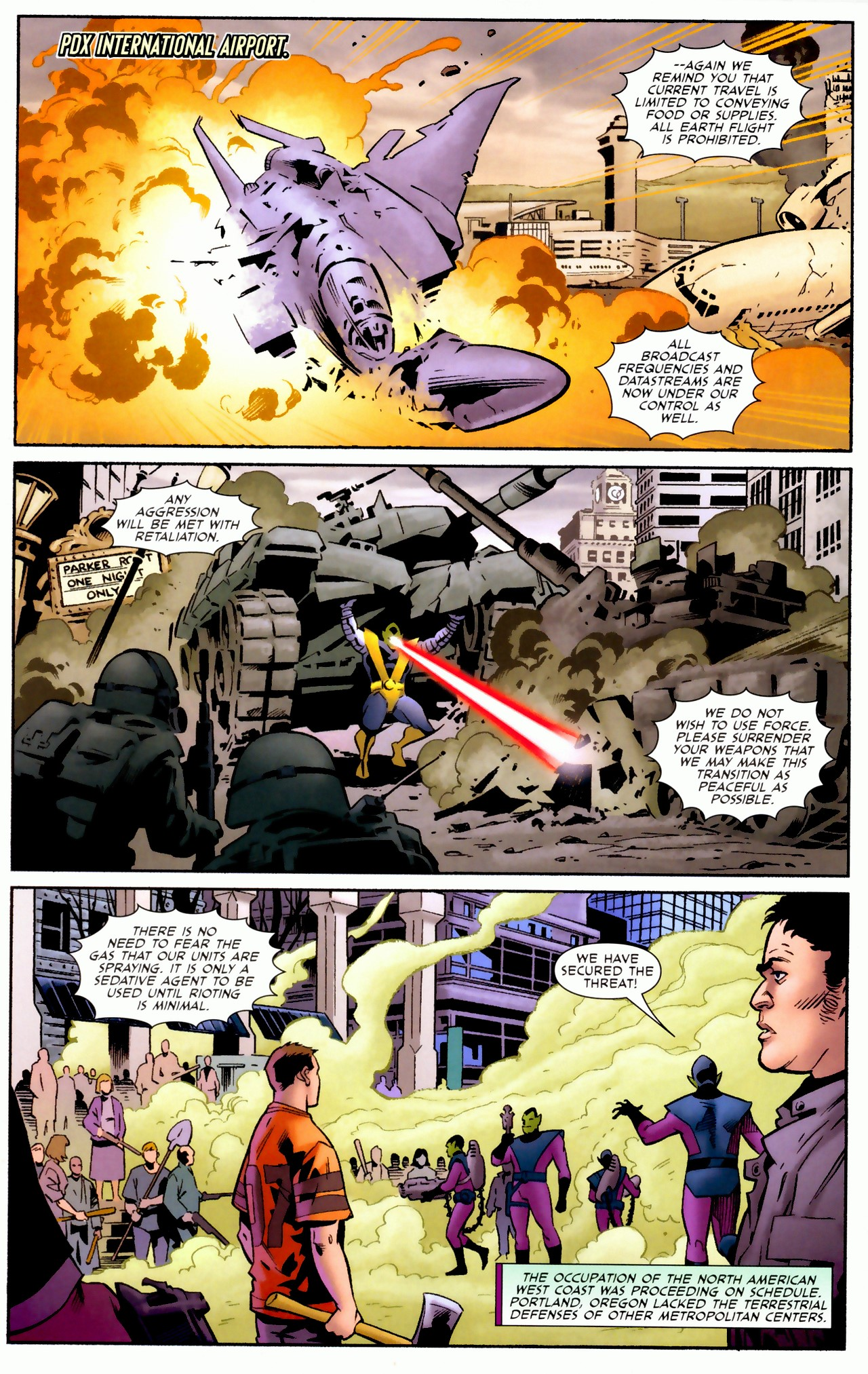 Read online Secret Invasion: Who Do You Trust? comic -  Issue # Full - 37