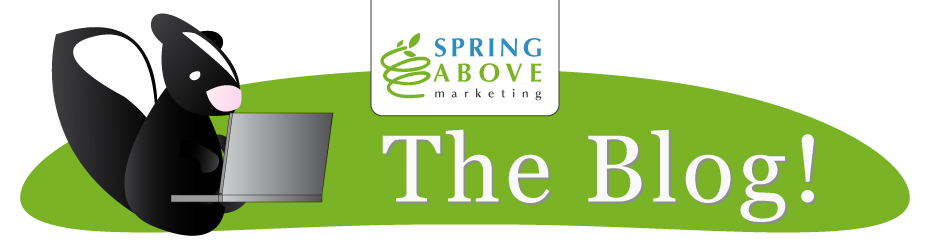 Spring Above Marketing Blog