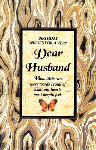 happy birthday wishes for husband. Happy Birthday Greetings and