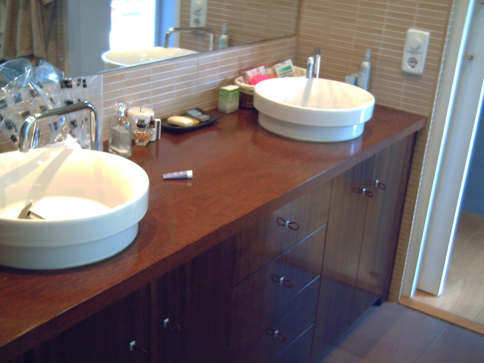 Diseño de cuarto de baño pequeños y medianos