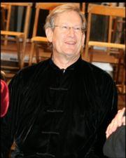 Englischer Dirigent Sir John Eliot Gardiner
