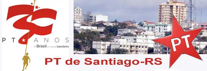 PT de Santiago - RS