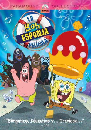 Bob Esponja, La Película (2004)
