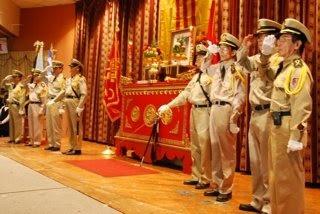 ngày 4-5-08) Lễ giỗ thứ 33 của cố Thiếu Tướng Nguyễn Khoa Nam