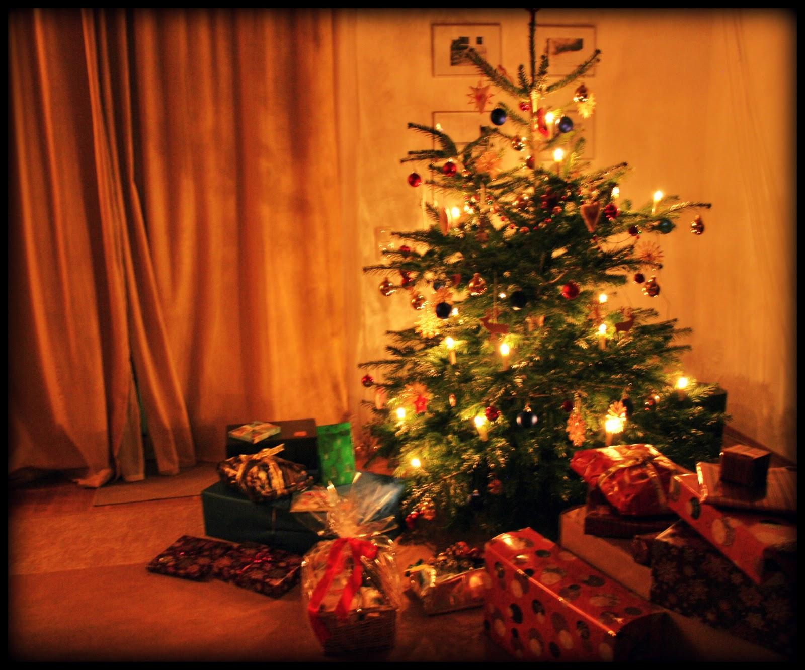 Die Kunst, den Alltag zu feiern...: Erstes Weihnachten im neuen Haus