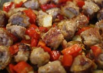 Weight Loss Recipes : Cornbread Stuffing with Sausage & Prunes