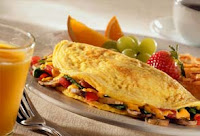 Weight Loss Recipes : Omelet