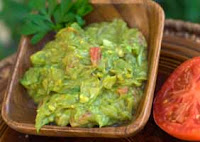 Weight Loss Recipes : Veggie Guacamole