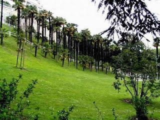Les jardins Joantho de pau