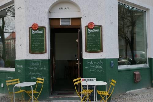 Lecker essen in berlin mai 2010 - Selbstgemachte holztische ...