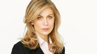Sonya Walger interpreta a Olivia Benford en Flash Forward