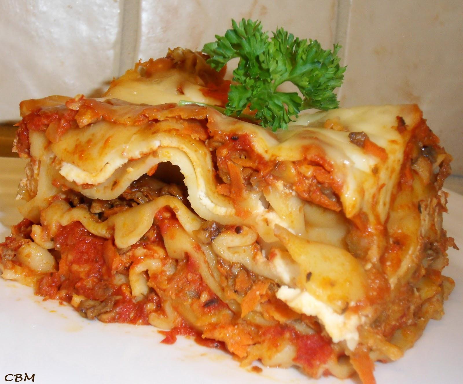 Dans la cuisine de blanc manger lasagne la mijoteuse - Cuisine a la mijoteuse ...