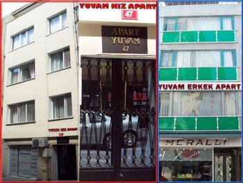 65 ico Apart Yuvam Öğrenci Yurtları Kadıköy İstanbul