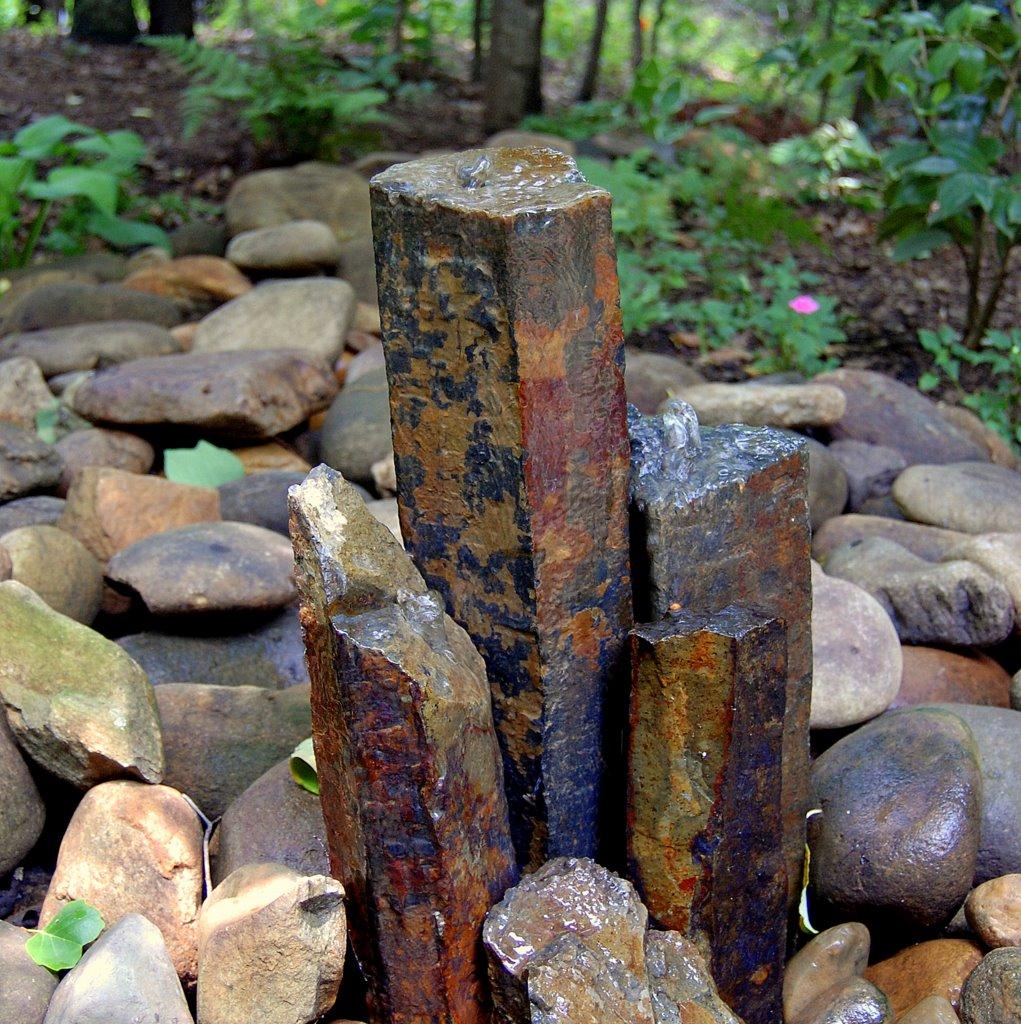 Oak Ridge Shrubbery Landscaping Inc Do It Yourself Water Feature